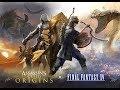Final Fantasy XV - Assassin's Festival (Part 1)