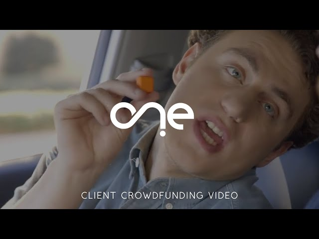 One Button Crowdfunding Video - Made By Envy Creative