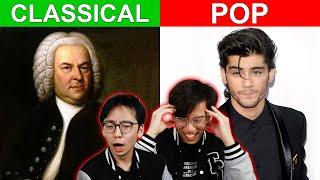 Pop Songs That Are Inspired by Classical Music