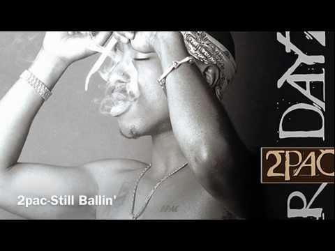 2pac-Still Ballin'