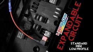 LEDGlow | Expandable Circuit