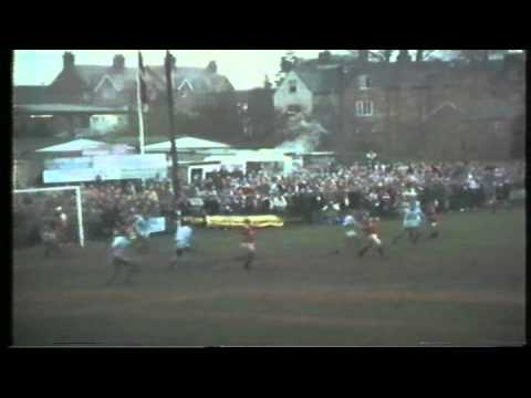 Buckingham Town v Orient - FA Cup Round One - Nov 19th 1984