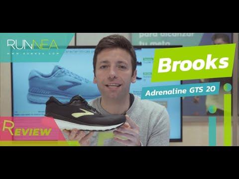 Brooks Adrenaline GTS 20 Review: Máxima amortiguación en unas zapatillas de running para pronadores