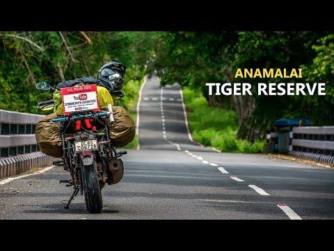 Riding through Anamalai Tiger Reserve To VALPARAI | Pollachi | Tamilnadu |