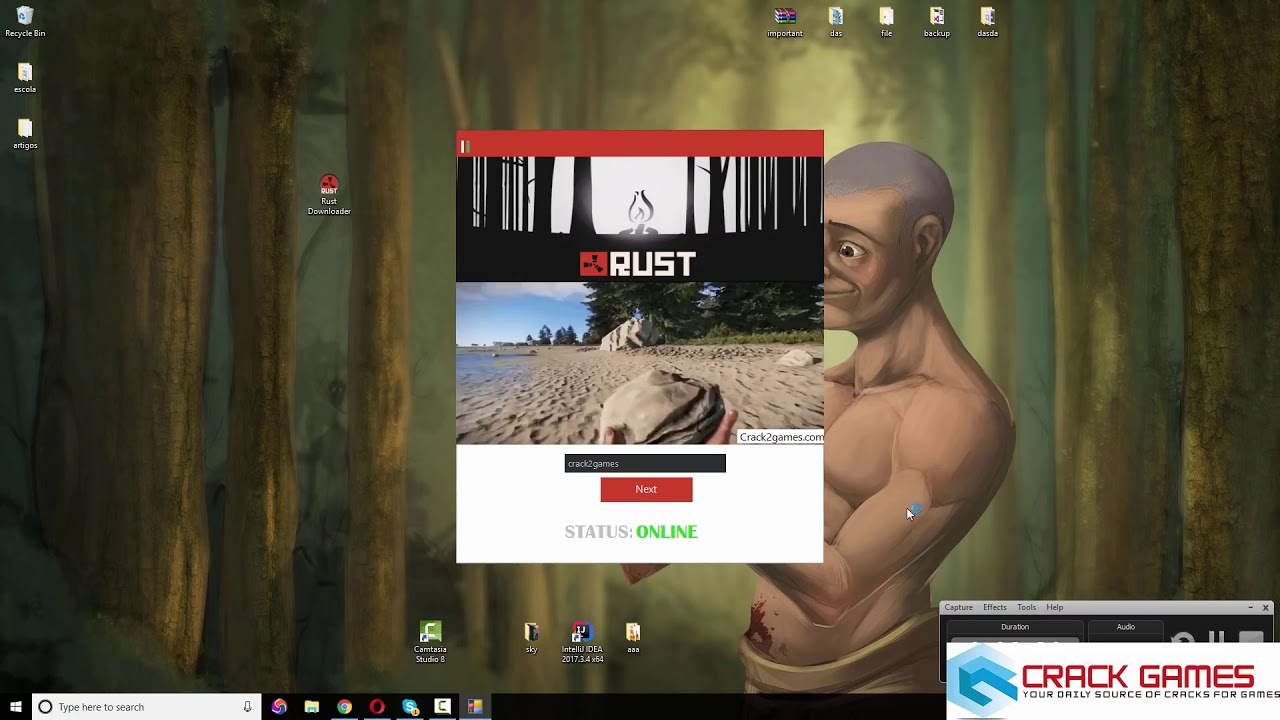 Download Rust Multiplayer Free (2018)