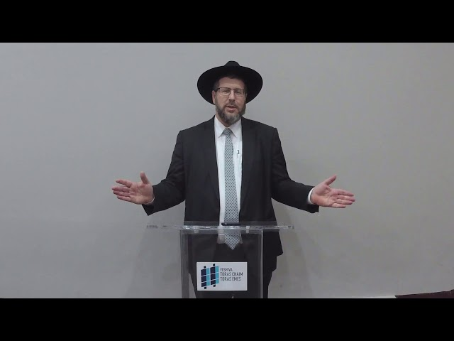 Rabbi Mordechai Palgon Words of Chizuk