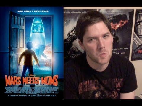 Mars Needs Moms - Movie Review By Chris Stuckmann