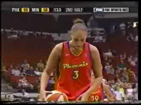 Classic WNBA: Phoenix Mercury vs. Minnesota Lynx (July 9th, 2004)