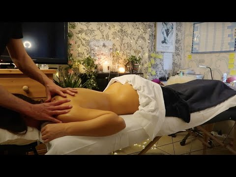 [ASMR] Relaxing Full Body Massage