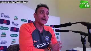 Ravi Shastri Faces Media After Back To Back Losses: Batsmen Lost The Battle Mentally | Ind v Eng