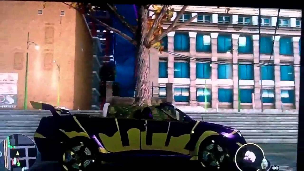 Cool Cars On Saints Row