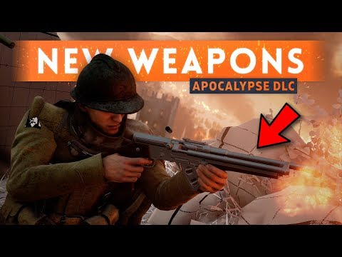 ➤ 6 NEW WEAPONS & 2 NEW GADGETS! - Battlefield 1 Caporetto Map First Look (Apocalypse DLC Gameplay)