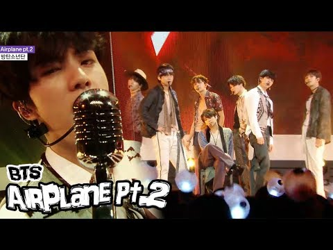 [Comeback Stage] BTS - Airplane pt.2 , 방탄소년단 - Airplane pt Music core 20180526