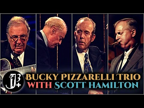 Bucky Pizzarelli Trio & Scott Hamilton - Umbria Jazz 1999