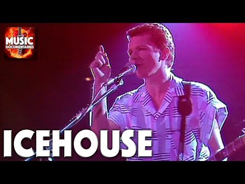 ICEHOUSE | Live in Germany | 1984 | Sidewalk Tour