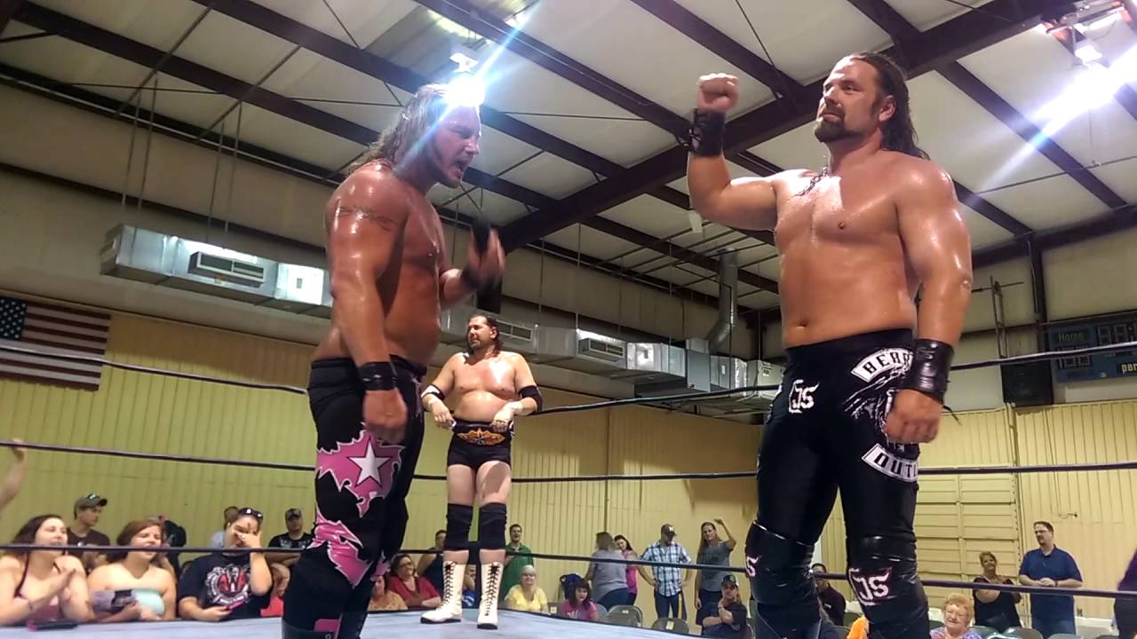 Tna Amw Vs The Naturals