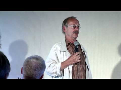 Gösta Ekman på Bergmanveckan 2010