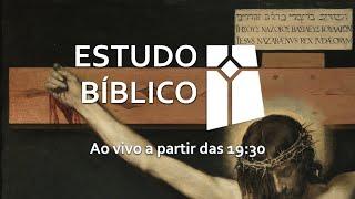 Estudo Bíblico - Mateus 27.1-66 (01/04/2021)