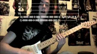 How To Play With Tabs A Prophecy Asking Alexandria