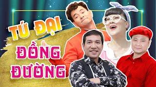 Tứ Đại Đồng Đường || Xuân Bắc, Tự Long, Quang Thắng, Vân Dung | Hoa Dương TV