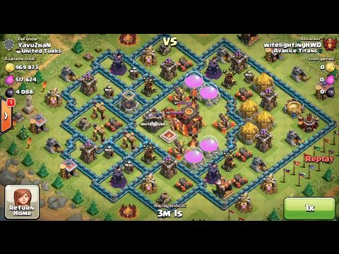 clash-of-clans--th9-road-to-top-100-us-ep7