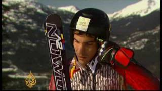 Morocco's Winter Olympic hero - AJE Sport 23 February 2010