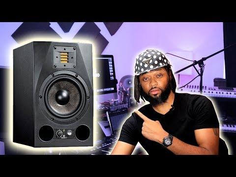ADAM A7X Unboxing   Best Studio Monitors 2018