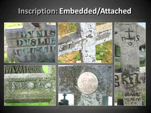 Made from My Own Hand: An Introduction to Concrete Grave Markers