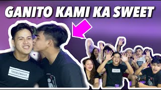 ANG SWEET NI BUNSO (JAPET CAPUNO) | BEAN BOOZLED CHALLENGE WITH CAPUNO BROTHERS