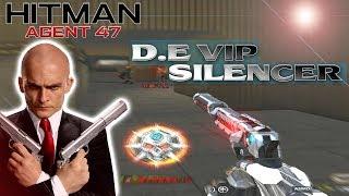 ► Bình Luận CF - Thử thách HITMAN 47 với D.E VIP SILENCER - DESERT EAGLE Armoured Beast ✔ Tú Lê