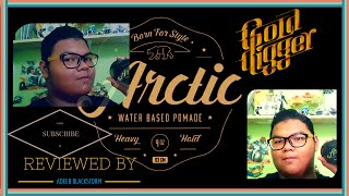 Arctic Pomade Gold Digger -- Doe s the gold worth it  76c5de9404