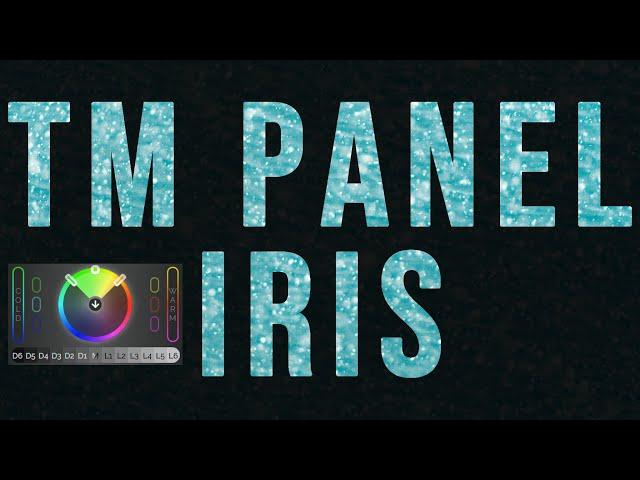 La svolta per lavorare in Photoshop CC: Lo strumento IRIS del TM Panel V6
