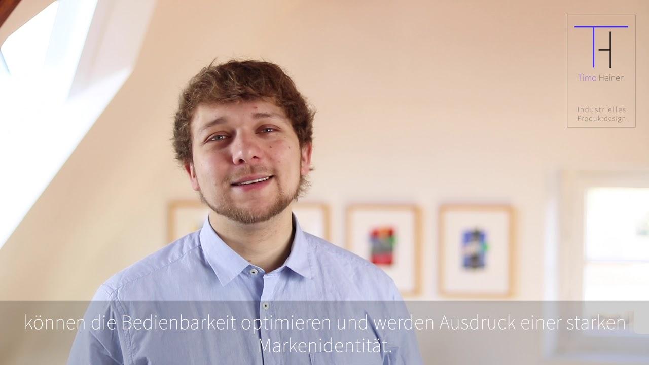 Timo Heinen - Industrielles Produktdesign