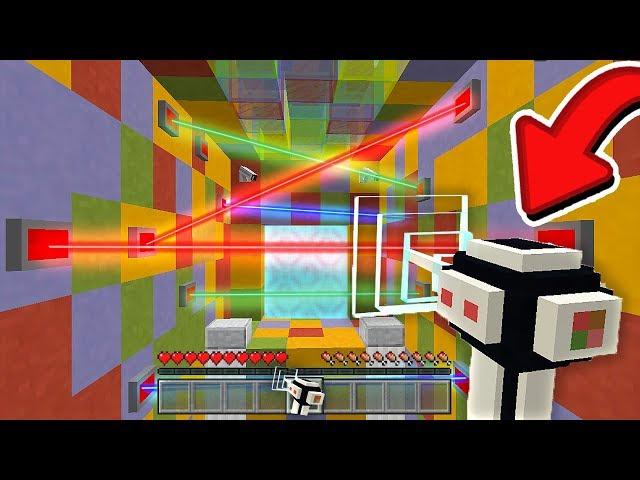 E se Minecraft adicionasse uma ARMA A LASER?!