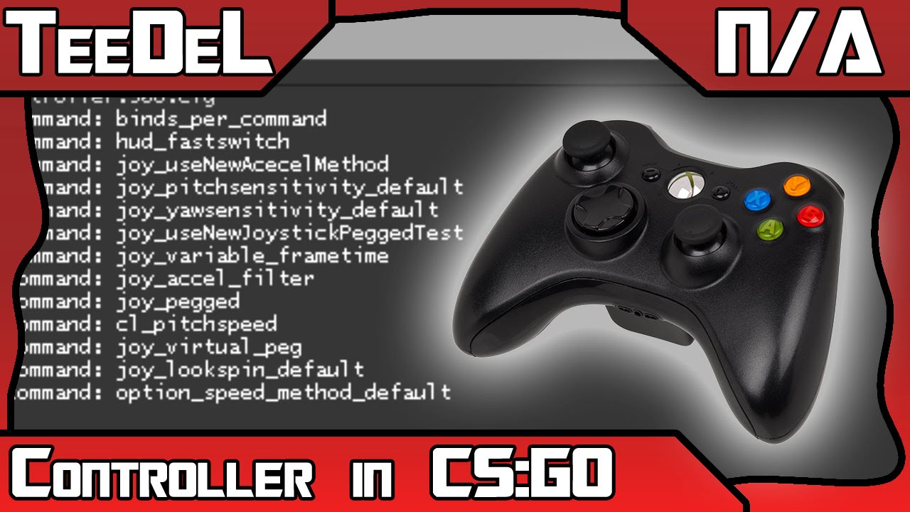 Cs Go Controller