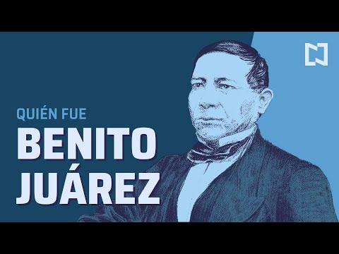 Así fue la vida de Benito Juárez   Biografía