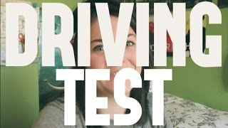 DRIVING TEST!!???