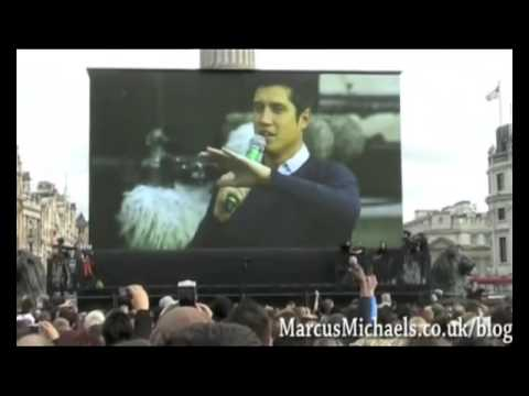 Trafalgar Square Karaoke: T-Mobile (Saatchi & Saatchi)