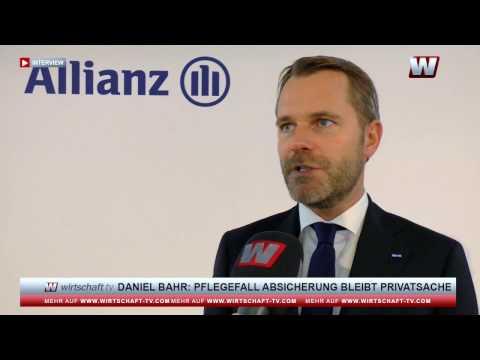 Daniel Bahr: Pflegefall-Absicherung bleibt Privatsache