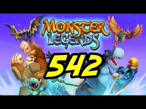 "Monster Legends - 542 - ""So Much Luck"""