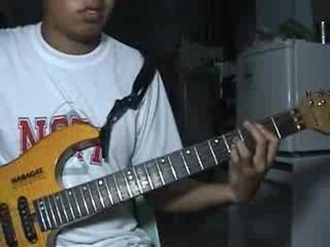 One Way Guitar Tutorial