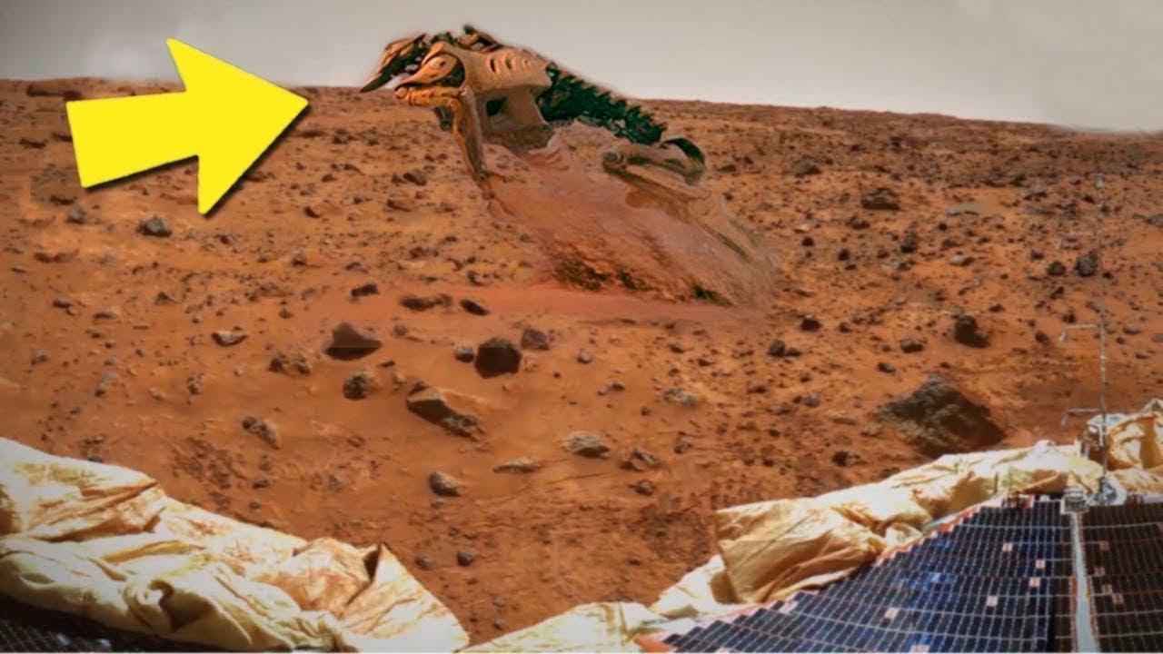 من يعيش على المريخ ؟ أول صور حقيقية !!