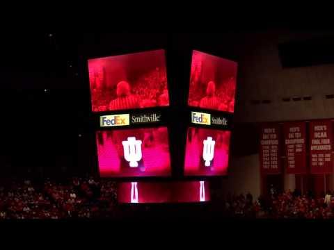 Indiana University Hoosiers Intro