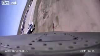 Top Gear South Korea AH-1 Crash ( Cobra )