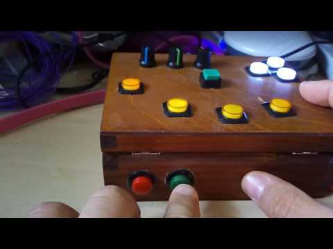 Raspberry Pi Music Box