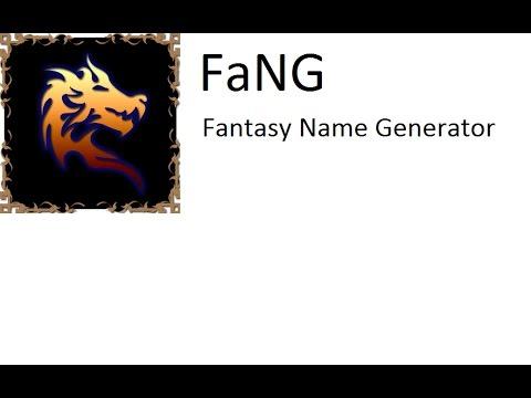 Images of Fantasy Human Name Generator - #rock-cafe