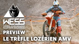 Here's what to expect from the next enduro race at Le Trèfle Lozérien. | Enduro 2018