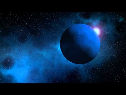 Free HD Stock-Footage Download - Blue/Nebula/Galaxy