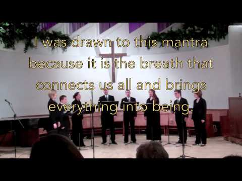 Into Being - SATB Chorus a cappella - Ingrid Stölzel