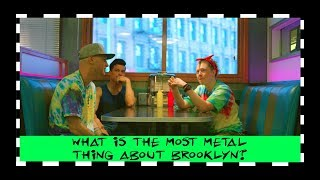 WHAT IS THE MOST METAL THING ABOUT BROOKLYN? - Heavy Metal Breakfast (EP 130)